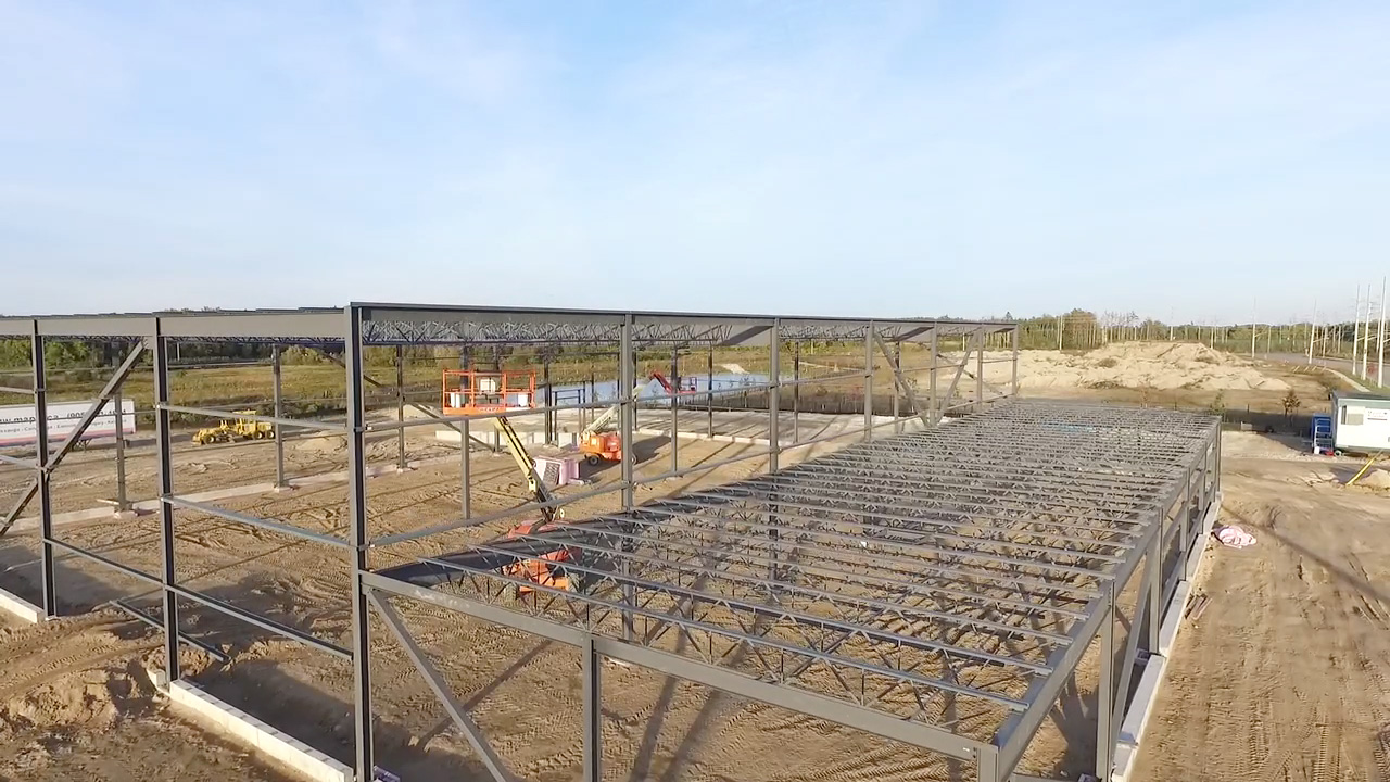 SHIMCO Site - Structural Steel