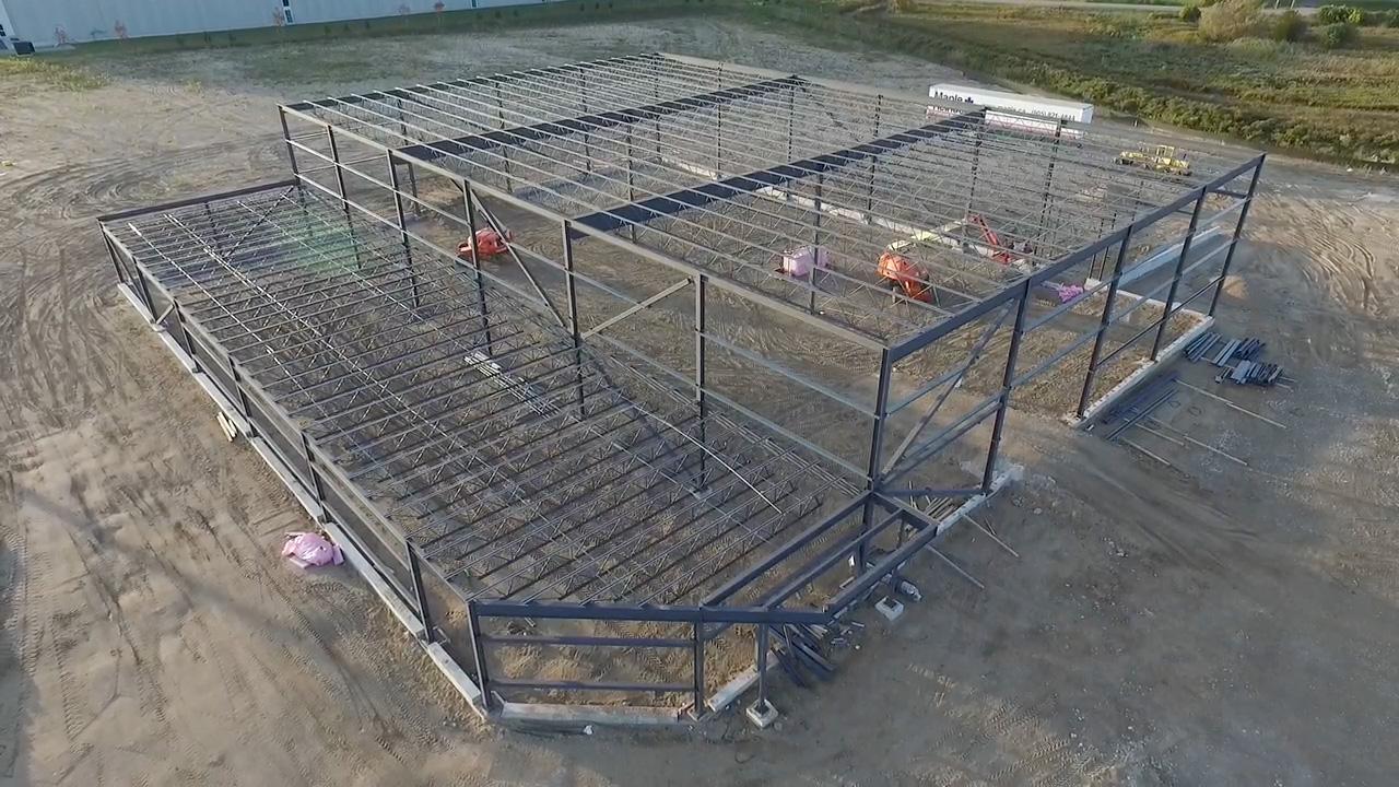 Construction Progress Report - Shimco Site, Cambridge, Ontario